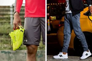 Męskie rzeczy Adidas Originals, Under Armour i New Balance do 250 złotych!