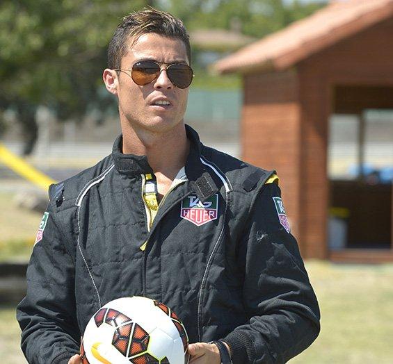 Cristiano Ronaldo, Don't Crack Under Pressure