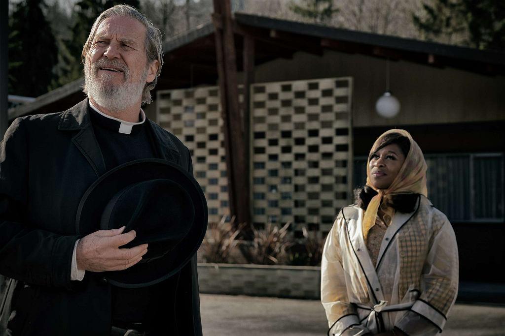 Jeff Bridges i Cynthia Erivo w 'Źle się dzieje w El Royale' / Imperial - Cinepix