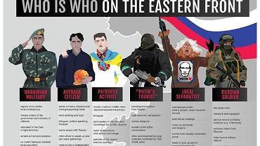 Ulotka wydana przez ukraińskie MSZ
