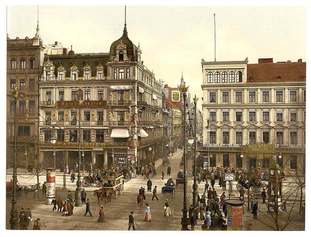 Zdjęcie numer 4 w galerii - Niemieckie miasta pod koniec XIX w. A wśród nich Gdańsk, Szczecin i Wrocław [ZDJĘCIA]