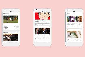 Aplikacja Google z nowym strumieniem aktualności. Chce konkurować z Facebookiem?