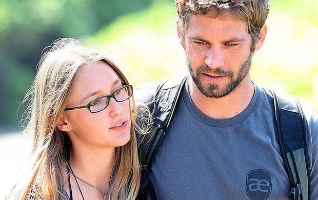 """Partnerka Paula Walkera odwiedziła jego dom. """"Jej twarz była spuchnięta od ciągłego płaczu"""""""