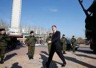 Ukraina wprowadza kontrole paszportowe na granicy z Donbasem