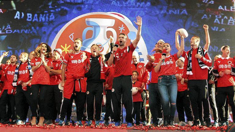 Albania na Euro 2016