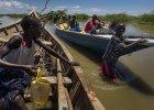 Afrykańskie życiodajne jezioro w niebezpieczeństwie