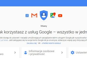 Dzięki temu narzędziu Google zrozumiesz i będziesz miał pełną kontrolę nad swoimi danymi w sieci - nawet jeśli nie jesteś zalogowany