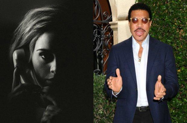 Adele, Lionel Richie