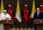 Papie�: Wierz�cy powinni przeciwstawi� si� fanatyzmowi. Erdogan: Niesprawiedliwo�� popycha ludzi ku Al-Kaidzie