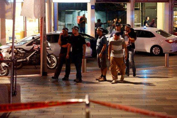 Atak terrorystyczny w centrum Tel Awiwu na targu żywności. Są ofiary śmiertelne