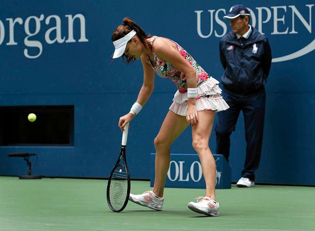 Zdjęcie numer 3 w galerii - Tenis. WTA w Hongkongu. Radwańska pewnie wygrywa pierwszy mecz