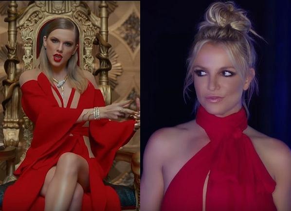 """Użytkownik serwisu YouTube o nazwie AnDyWuMUSICLAND postanowił nieco zmodyfikować albumową wersję najnowszego singla Taylor Swift """"Look What You Made Me Do"""" i dodał do niego instrumental jednego z największych hitów Britney Spears - """"Toxic"""". Co z tego wyszło? Zobaczcie sami."""