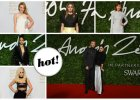 Victoria Beckham z przystojnym m�em, Rihanna w samej marynarce, rudow�osa Lily Allen, seksowna Rita Ora, stylowa Laura Bailey oraz inne gwiazdy na gali British Fashion Awards [DU�O ZDJ��]