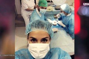 """Natalia Siwiec wyznaje: Stomatologia MNIE KR�CI. Co robi�a w gabinecie? """"To by�o moje marzenie"""""""