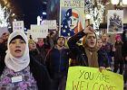 Muzułmanie obrażeni na Trumpa
