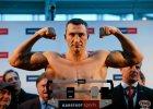 Grudniowa walka bokserska Kliczko - Joshua odwołana! Ukrainiec kontuzjowany
