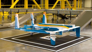 Dron Amazona