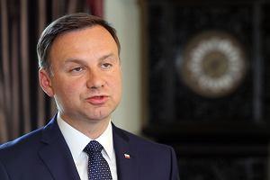Andrzej Duda: W sierpniu z�o�� projekt ws. wieku emerytalnego