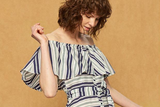 386cfd4abf Sukienki bez ramiączek - wybieramy modele idealne do letnich zestawów