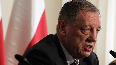 Minister Szyszko ma nowe pomysły na ustawy środowiskowe