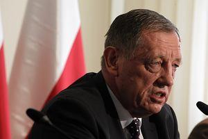 Przyroda do �ci�cia. Minister Szyszko idzie na wojn�