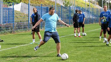 W akcji Radosław Osuch