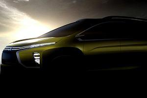 Mitsubishi XM Concept | Praktyczny crossover w 2017 r.
