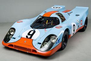 Aukcje | Porsche 917 | Legenda na sprzedaż