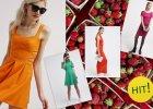 Letnie sukienki w soczystych kolorach!