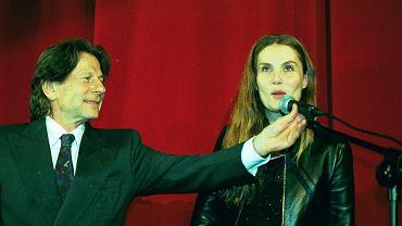 Emmanuelle Seigner odrzuciła propozycję Akademii Filmowej