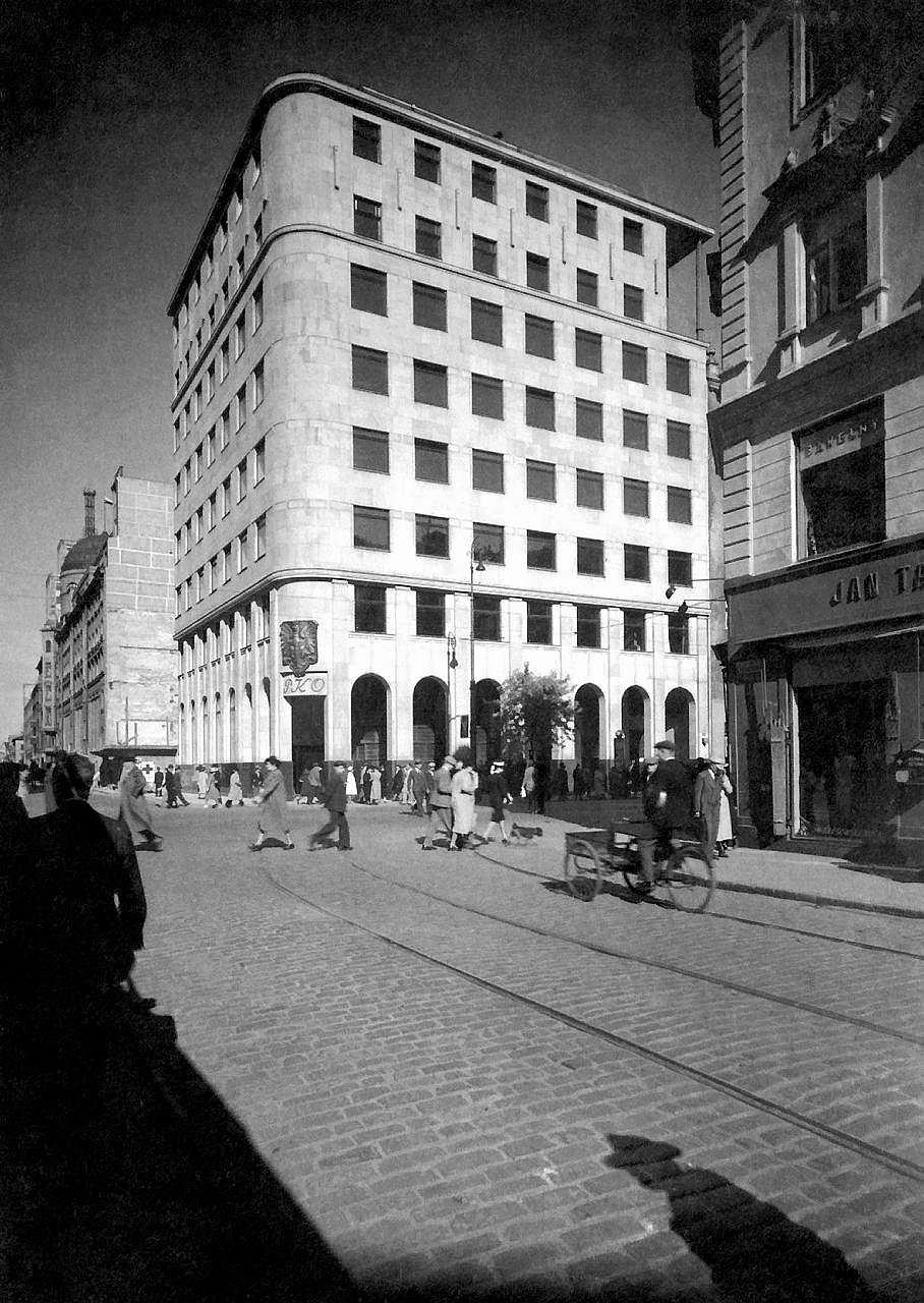 Zdjęcie numer 11 w galerii - Zobacz bezcenne zdjęcia nowoczesnej Warszawy z lat 30.
