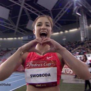 19-letnia Polka robi furor�. Jest FENOMENALNA. Tak deklasuje rywali!