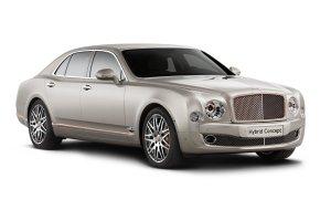 Bentley Hybrid Concept | Hybrydowa przysz�o�� marki