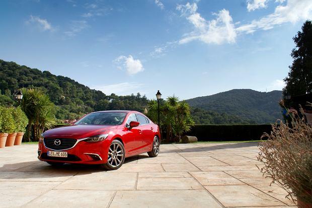 Mazda 6 | Pierwsza jazda | Szlifowanie diamentu