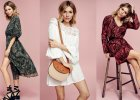 Sienna Miller w wiosennej kampanii marki Lindex