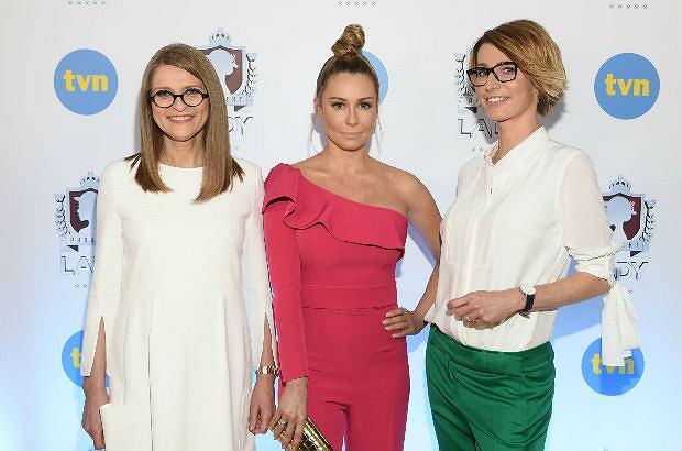 Trzy różne osobowości i odmienne stylizacje, zobaczcie co wybrały gwiazdy Projekty Lady na ostatnią konferencję prasową. Który outfit podobał wams się najbardziej, a który był totalną porażką?