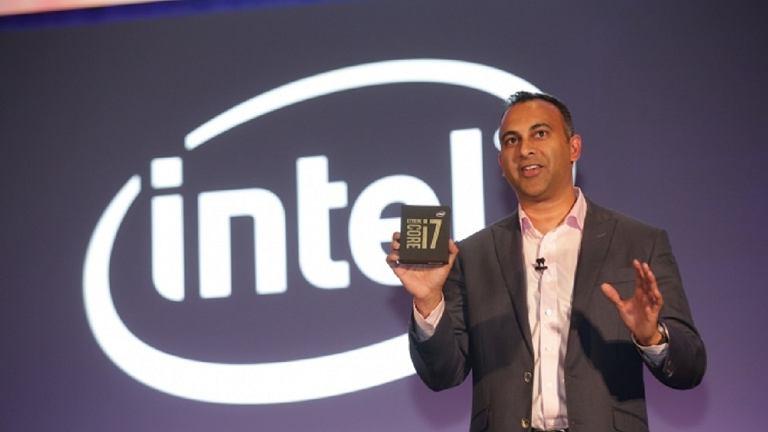 Navin Shenoy, wiceprezes Intela