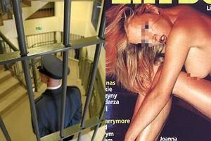 Więzienie, Joanna B.