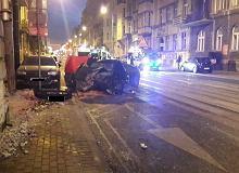 Łódź. Pijany kierowca spowodował śmierć 21-letniej pasażerki. Miał 2 promile we krwi