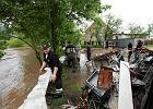Alarm powodziowy na Wieprzu. Wysokie stany rzek w trzech wojew�dztwach