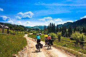 Polska z roweru, siodła albo kajaka. Parę propozycji na aktywny weekend w Polsce