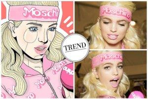 R� w stylu Barbie - polecamy najlepsze szminki w modnym kolorze, kt�ry podpatrzy�y�my u Moschino