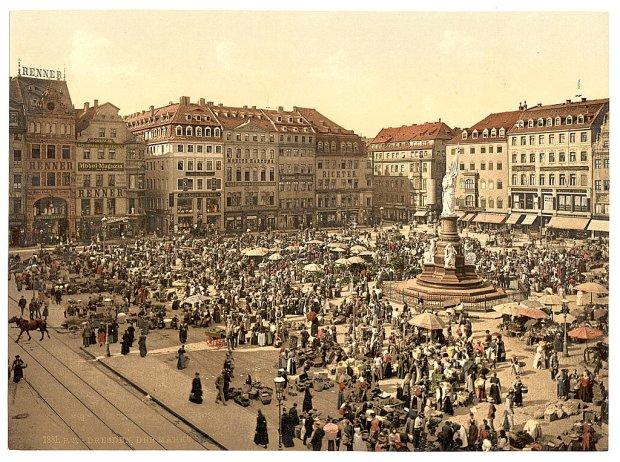 Zdjęcie numer 20 w galerii - Niemieckie miasta pod koniec XIX w. A wśród nich Gdańsk, Szczecin i Wrocław [ZDJĘCIA]