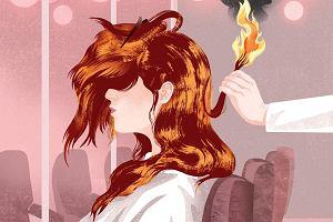O dobroczynnych skutkach przyżegania, czyli po co palić sobie włosy