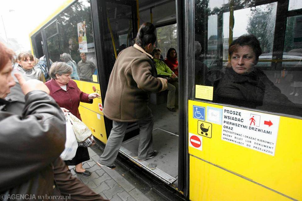 Autobus PKM Katowice