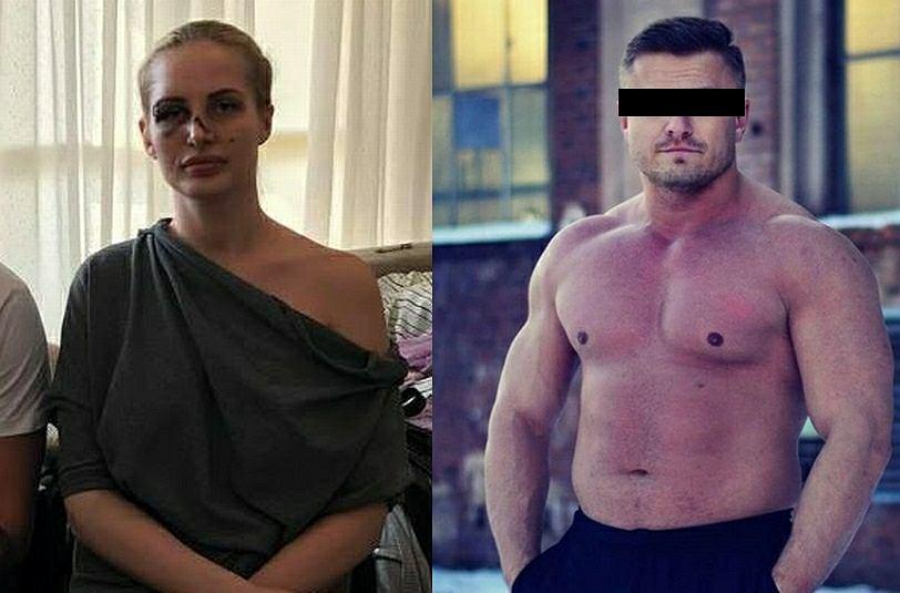 Katarzyna Dziedzic i Miłosz P.