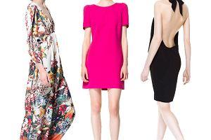 Sukienki na lato z Zary