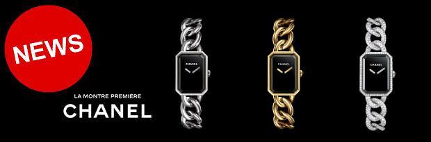 Premiera zegarka CHANEL - LA MONTRE PREMIERE - gdzie mo�na go kupi�?