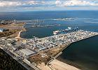 Rekordowy gda�ski port. Prze�adunki za 160 mld z�