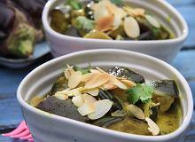 Curry z bakłażanów - ugotuj